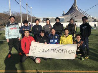 2月18日@代々木 FC CMW