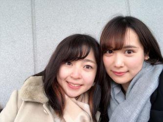 2月17日@代々木 澤木ちゃん&土方ちゃん