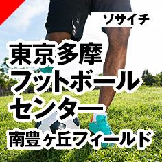 東京多摩フットボールセンタ― 南豊ヶ丘フィールド