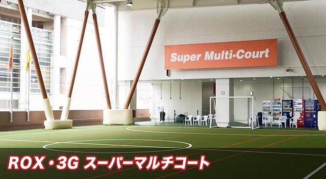 ROX・3Gスーパーマルチコート