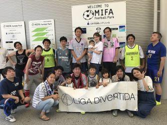 7月15日@MIFA たまひよクラブ全体集合写真