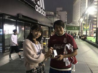 11月10日@アディダス渋谷 (3)