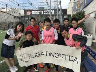 11月11日@錦糸町 IK FC