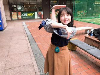 3月30日@日比谷 土方ちゃん 卍ポーズ