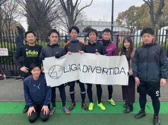 3月30日@代々木 山田FC