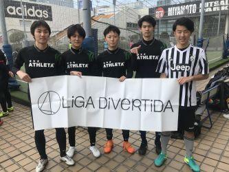 3月31日@錦糸町 FC.naka