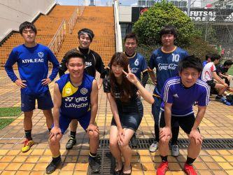 5月18日@錦糸町 FC エスタディオ