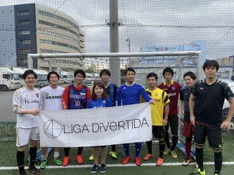 7月6日@コスタ横浜 FC.Audace