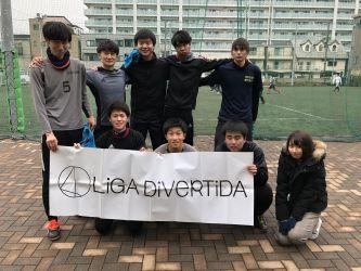 1月26日@豊洲枝川 Cチームではスタメンだった人達