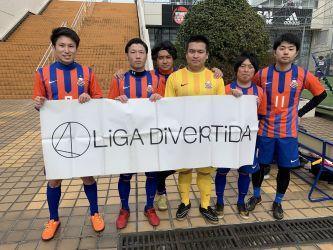 2月15日@錦糸町 LECHUZA.FC
