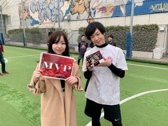 2月15日@錦糸町 MVP marco.FC
