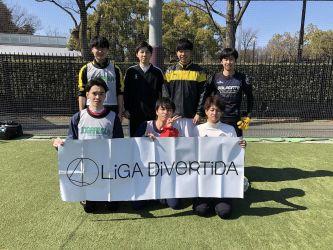 2月28日@代々木 FC Fuji